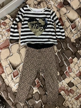 Zara лосины, штаны 92р