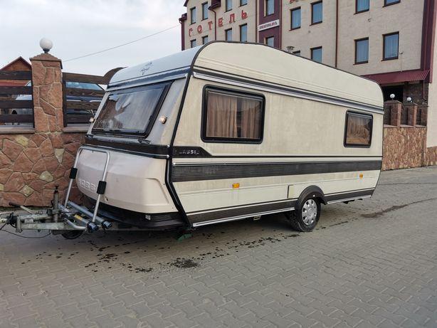 Cвіжий Hobby Classik 450см з Нідерландів, караван, кемпінг, трейлер