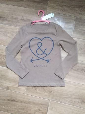 Новый реглан, футболка, кофта esprit 8-9 лет,