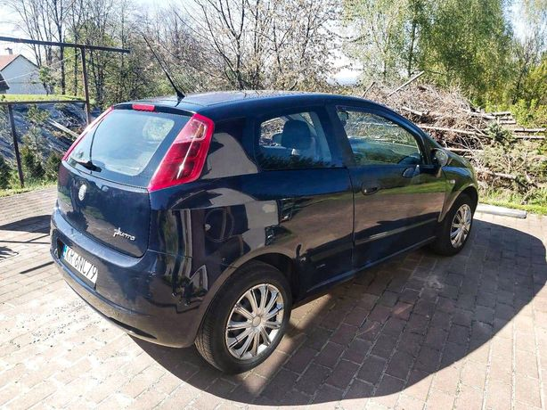 Prywatny, zadbany Fiat Grande Punto. Sprzedam, najchętniej dziś :)