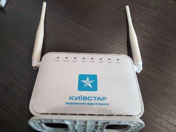 Роутер без блока питания Киевстар Huawei HG232f