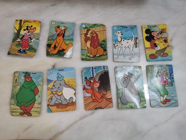10 Cartas Walt Disney