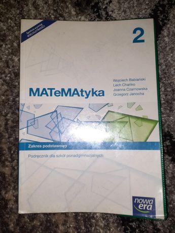 Podręcznik Matematyka 2