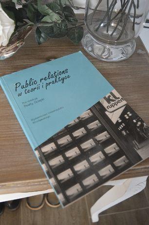 Książka Public Relations w teorii i praktyce - red. Beata Ociepka