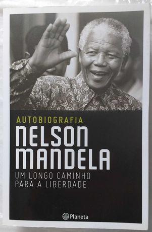 Livro de biografia, thriller, policial, testemunho