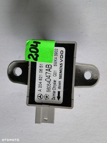 MERCEDES W204 CZUJNIK UDERZENIA A2048210651