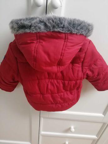 Zimowa kurtka C&A, rozmiar 80