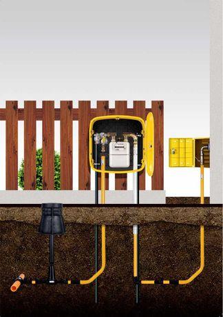 hydraulik -Gaz,Ogrzewanie połogowe30zl/m2,CO,Wod-Kan,Rekuperacja,