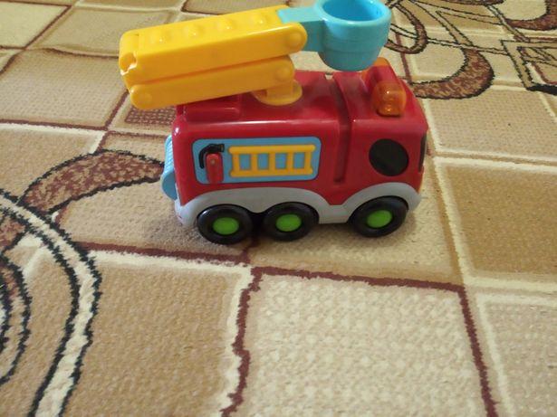 Пожарная машина музыкальная