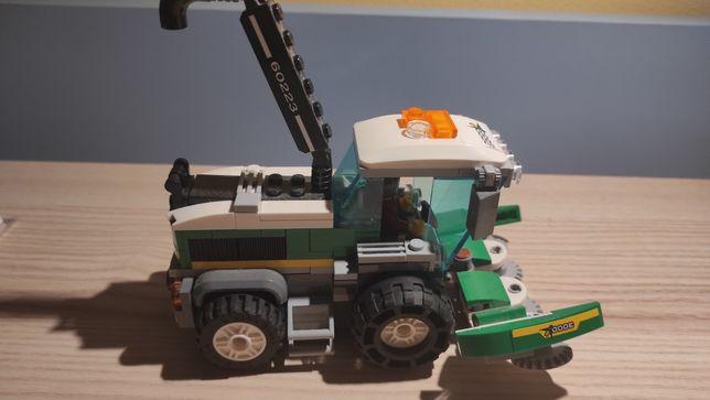 Kombajn klocki LEGO