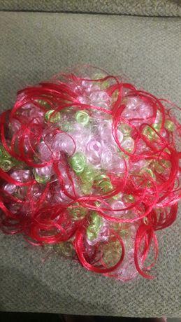 Карнавальные новогодние парики