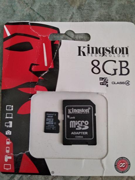 Карта памяти 8 ГБ набор