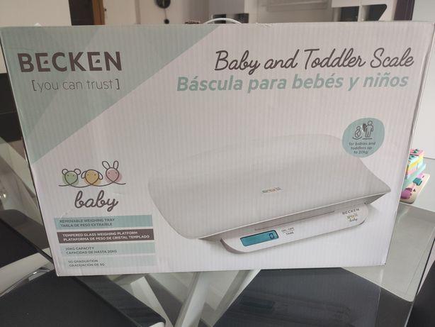 Vendo balança de bebé - becken