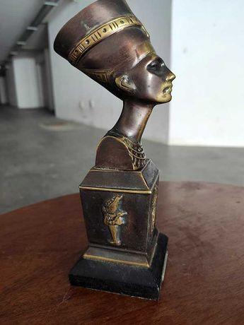 Estátua da Nefertiti em bronze, pela melhor oferta.