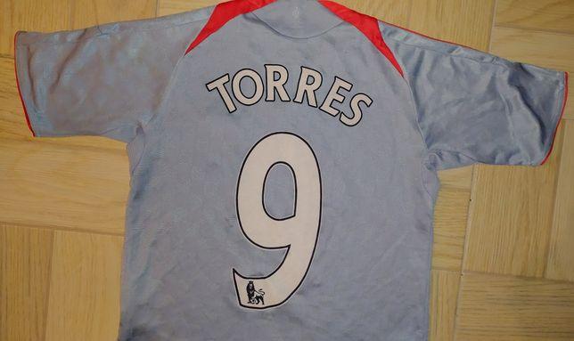 Koszulka Adidas Liverpool 9 lat 140 cm Torres