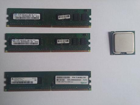 Procesor Pentium 4 3,0ghz ,Ramy 1GB, + Wysyłka gratis