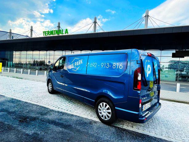 BIG PARK bezpieczny, tani parking - Port Lotniczy Katowice/Pyrzowice
