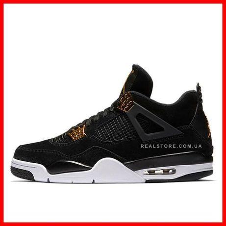 "Кроссовки Nike Air Jordan 4 Retro ""Royalty"". Найк Аир Джордан 4. ТОП!!"