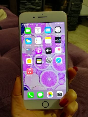 iPhon 8+