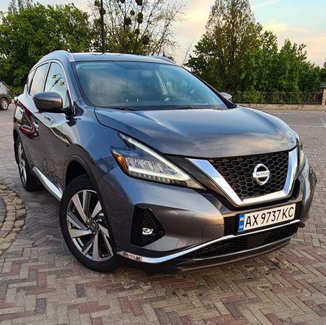 Nissan Murano Premium 2019