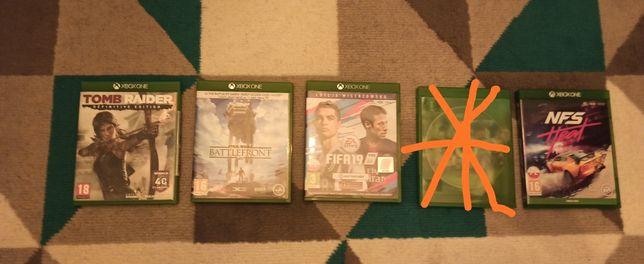Gry na Xbox One.