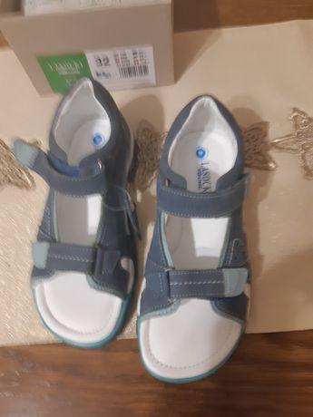 Sandały lasocki 32
