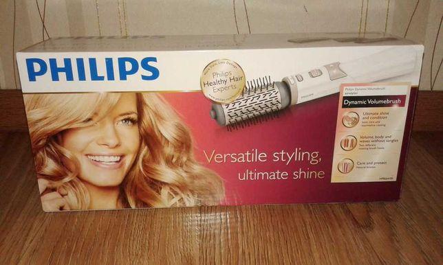 Фен-щетка PHILIPS Rotating volume brush HP8664/00