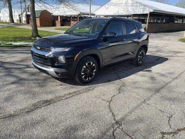 Продам Chevrolet Trailblazer 2021