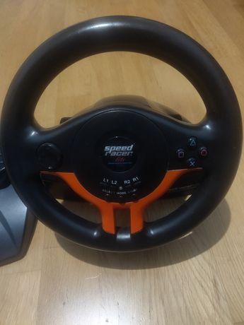 Безпровідний ігровий руль Speed Racer lite для PS2