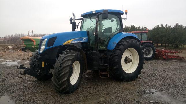 New Holland t7050 od rolnika