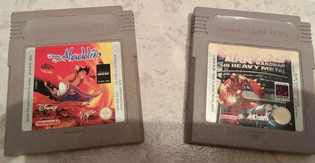 Retro games para game boy