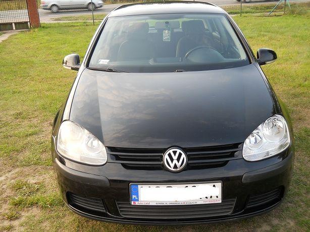 VW Golf V, 1.9 TDi, 5 drzwi, 07r