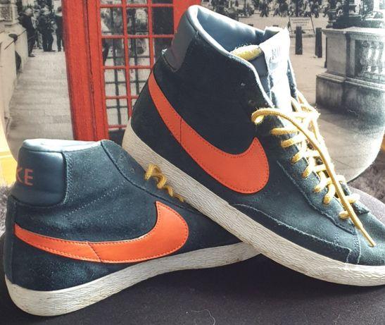 Buty Nike za kostkę.