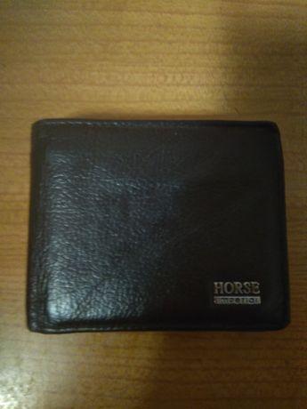Продам кожаный мужской кошелек