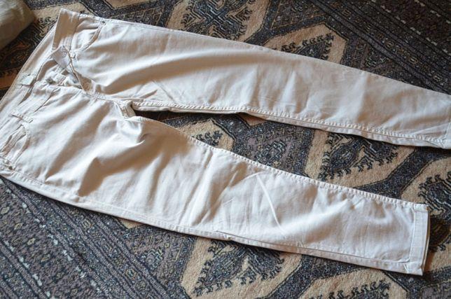 Spodnie letnie 42 Sfera damskie XL L
