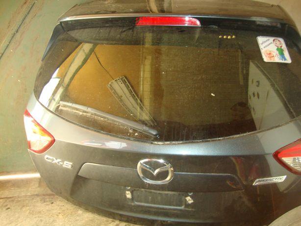 Кришка багажника мазда сх-5