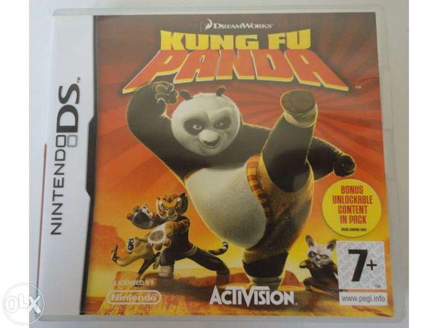Videojogo panda kung fu para nintendo ds