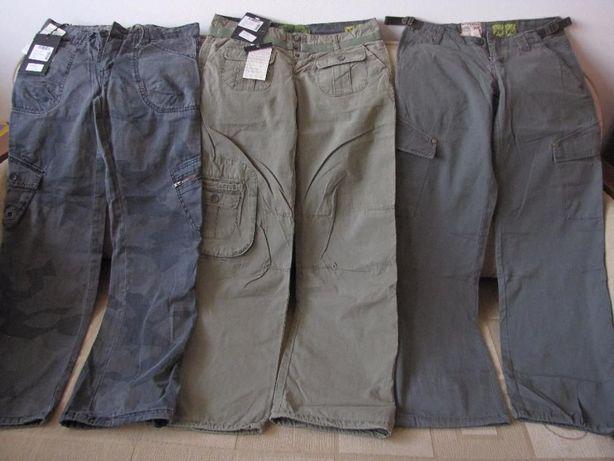 Spodnie DIVERSE damskie 3 sztuki-odzież możliwość wysyłki