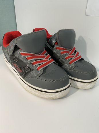 Роликовые кроссовки Heelys Bolt Plus X2 35 серый