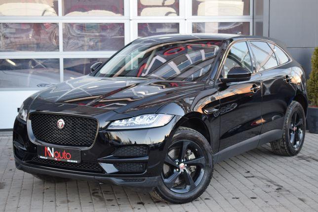Jaguar F-Pace Автомобиль