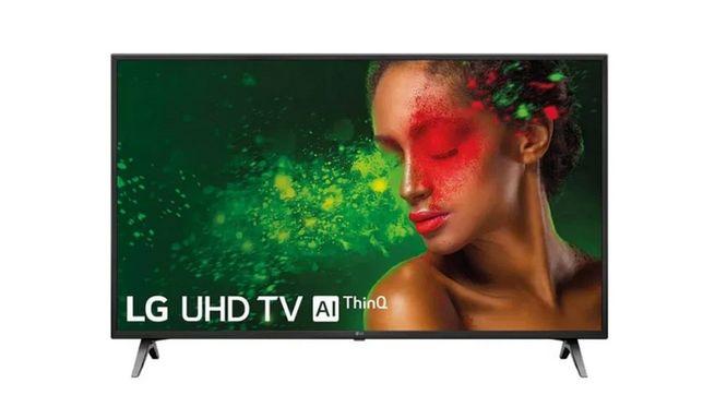 """Telewizor LG 55""""UN7100 SmartTv,4K UltraHD,Netflix,Youtube,BlueTooth,Wi"""