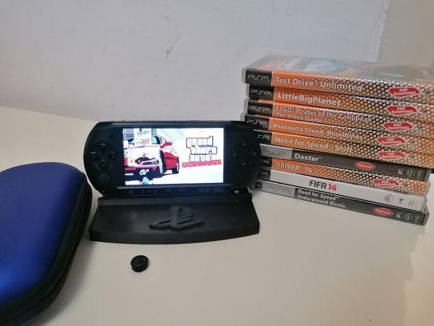 PSP Street przerobiona + gry i dodatki