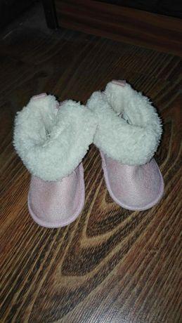 Niechodki buty buciki dla dziewczynki 16cm 17 cm
