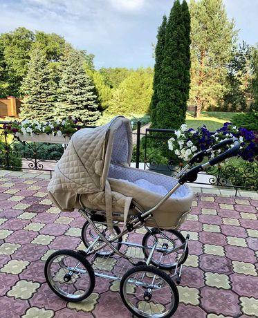 Продам коляску Hesba