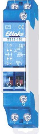 Przekaźniki wyjściowe ELTAKO  SS-12-110. 16A 250V 24V.  1 + 1 GRSTIS