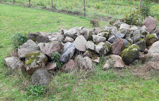 Sprzedam kamień polny ogrodowy głaz otoczak