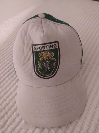 Chapéu vintage Sporting