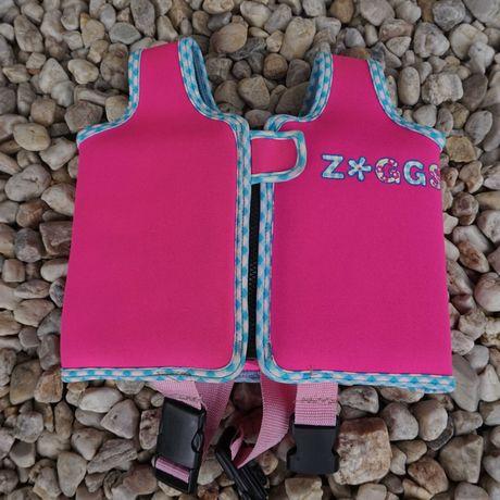 Kapok kamizelka pływacka różowy 2-4 lat dla dziewczynki dziecięcy