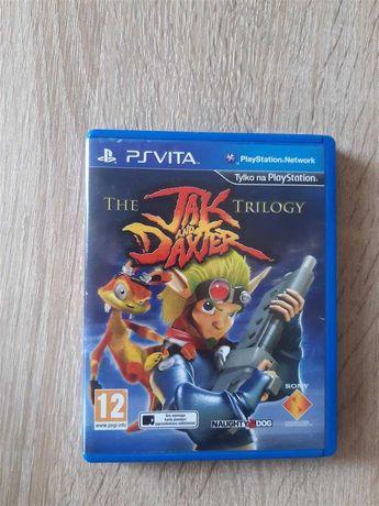 Gra Ps Vita Polecam Jak And Daxter trilogy Ps vita