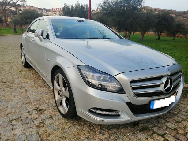 Mercedes Cls 350 Cdi Blue efficiency